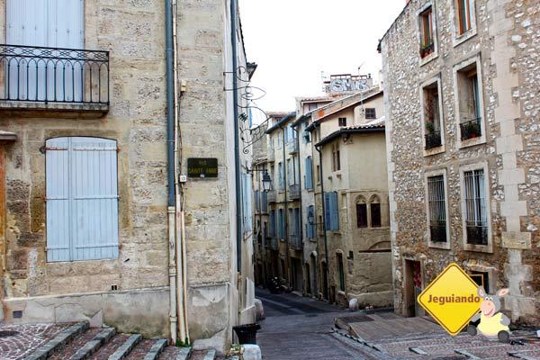 Rue Sainte Anne. Imagem: Janaína Calaça