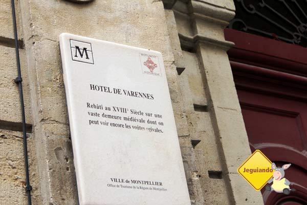 Hotel de Varennes. Montpellier, França. Imagem: Janaína Calaça