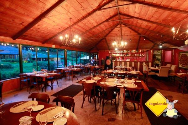 Restaurante principal do Parador Maritacas Spa Resort. Imagem: Erik Pzado