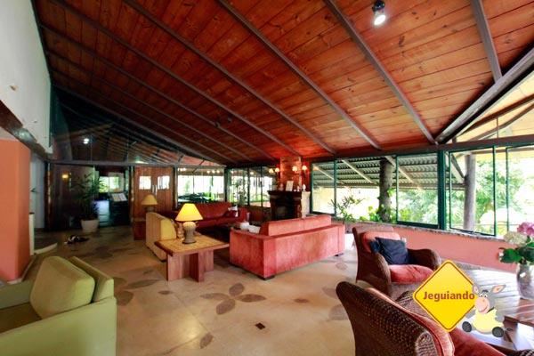 Lobby do Parador Maritacas Spa Resort. Rio de Janeiro. Imagem: Erik Pzado