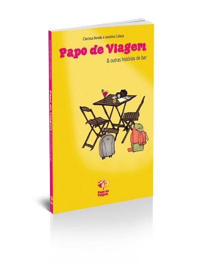 Foto do Livro Papo de Viagem para divulgação_pqna