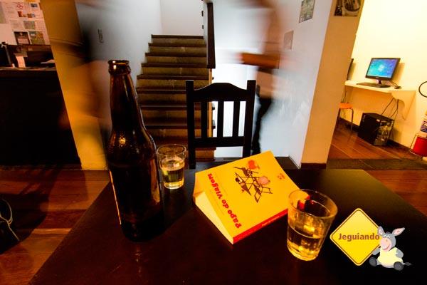 """Lançamento do """"Papo de Viagem & outras histórias de bar"""" será no Telstar, em Sampa! Imagem: Erik Pzado"""