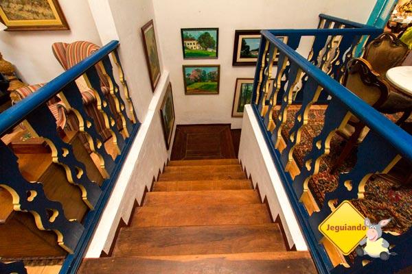 Escadaria. Imagem: Erik Pzado