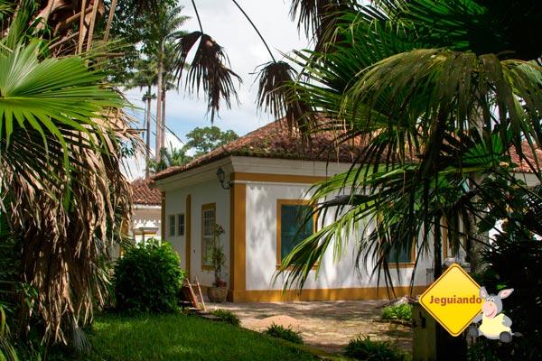 Casarão colonial. Fazenda Vista Alegre. Imagem: Erik Pzado