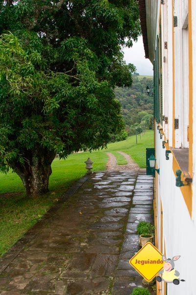 Fazenda Vista Alegre, Valença, Rio de Janeiro - Turismo histórico e de habitação. Imagem: Erik Pzado