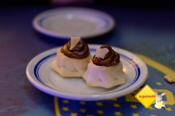 Empanadas de dulce de leche con queso. Imagem: Erik Pzado