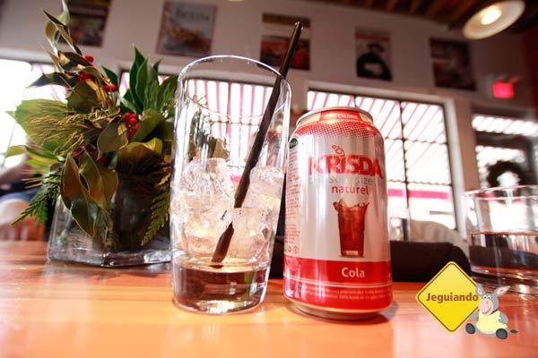 Krisda (tipo uma Coca-cola canadense). Imagem: Erik Pzado