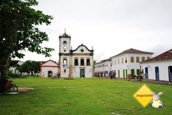 Igreja de Santa Rita. Paraty, Rio de Janeiro. Imagem: Erik Pzado