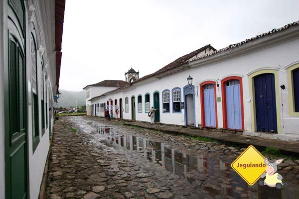 Centro histórico de Paraty, Rio de Janeiro. Imagem: Erik Pzado