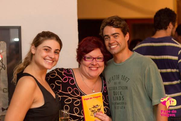 Rê,  Jana e Tonho. Imagem: Erik Pzado