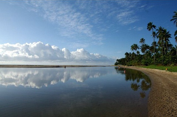 Maragogi, Alagoas. Imagem: Guilherme Jófili