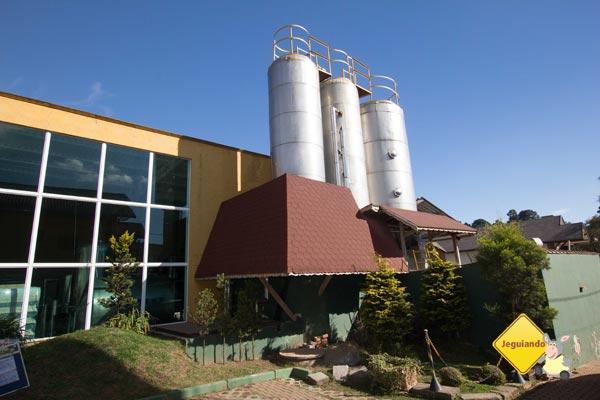 Visita à fábrica e cervejaria Fritz. Imagem: Erik Pzado