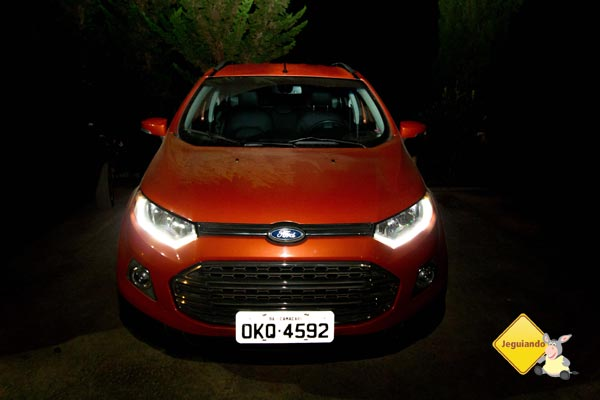 O Jeguiando viajou para Monte Verde com a nova Eco Sport Titanium, um oferecimento da Ford Brasil. Imagem: Erik Pzado