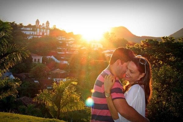 Kellen, do blog Trilha Marupiara, e Arlei fizeram, em novembro de 2012, uma incrível viagem pelas Cidades Históricas de Minas Gerais