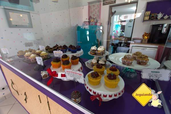 Cupcakes de vários sabores e um bom café para se esquentar no friozinho! Imagem: Erik Pzado