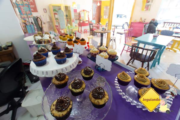 Um viva aos cupcakes! Imagem: Erik Pzado