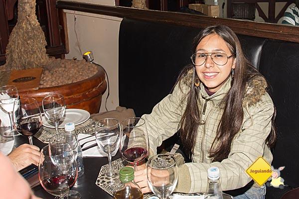 Yara, uma das nossas companheiras na viagem a Campos do Jordão. Imagem: Erik Pzado