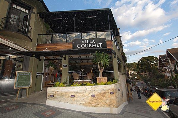 Villa Gourmet Bar & Restaurante. Campos do Jordão, SP. Imagem: Erik Pzado