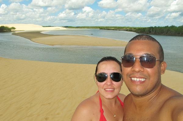 Ana, do blog Por aí, e seu amado Thiago fizeram uma incrível viagem em maio de 2013 pela Rota das Emoções