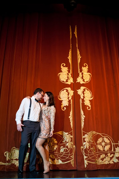 Jackeline Mota e Rômulo Elizardo (do blog fofíssimo Viaje Sim) em Buenos Aires, Argentina!