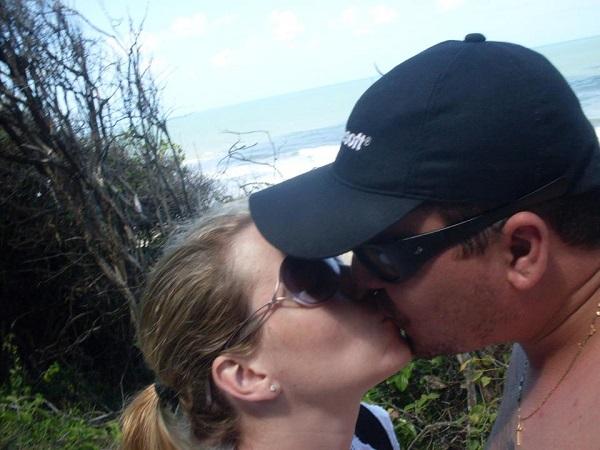 Erick Albuquerque e Katherine Armelin também escolheram as praias, dunas e passeios de Natal para fugir de São Paulo e descansar em meio a dias tranquilos e ensolarados