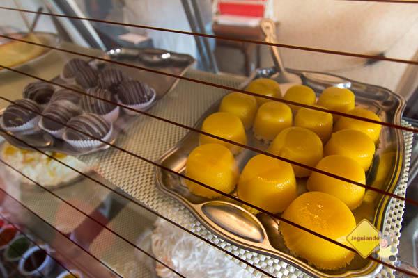 Quindins! Doceria da Cidinha - Dica de doceria em Cunha, SP. Imagem: Janaína Calaça