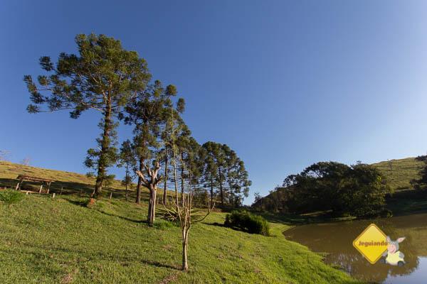 Fim de tarde. Hotel Fazenda São Francisco. Cunha, SP. Imagem: Erik Pzado