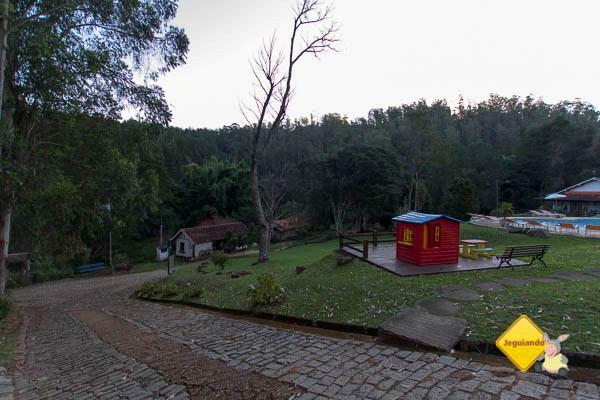 Parquinho. Hotel Fazenda São Francisco. Cunha, SP. Imagem: Erik Pzado