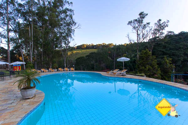 Piscina. Hotel Fazenda São Francisco. Cunha, SP. Imagem: Erik Pzado