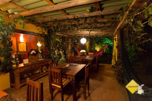 Varanda. Celeiro do Gutto. Cunha, SP. Imagem: Erik Pzado