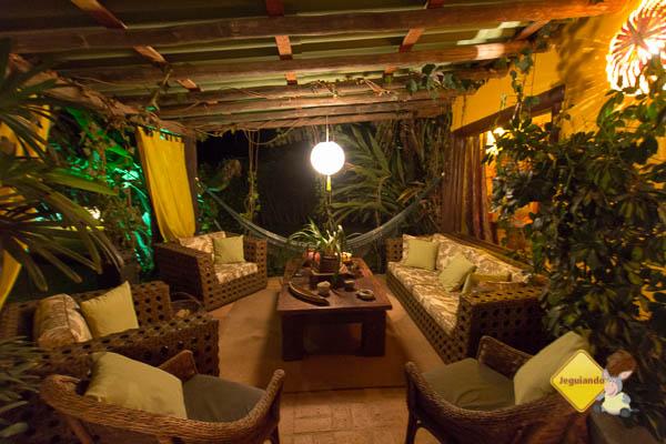 Varanda, rede e tranquilidade. Celeiro do Gutto. Cunha, SP. Imagem: Erik Pzado