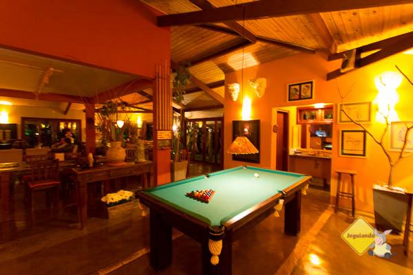 Bar e bilhar. Celeiro do Gutto. Cunha, SP. Imagem: Erik Pzado