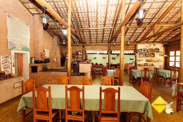 Pousada e Restaurante Dona Felicidade. Cunha, SP. Imagem: Erik Pzado