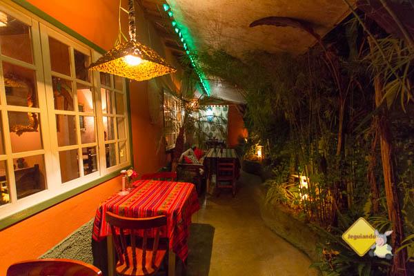 Espaço Drão - Ateliê e restaurante. Cunha, SP. Imagem: Erik Pzado