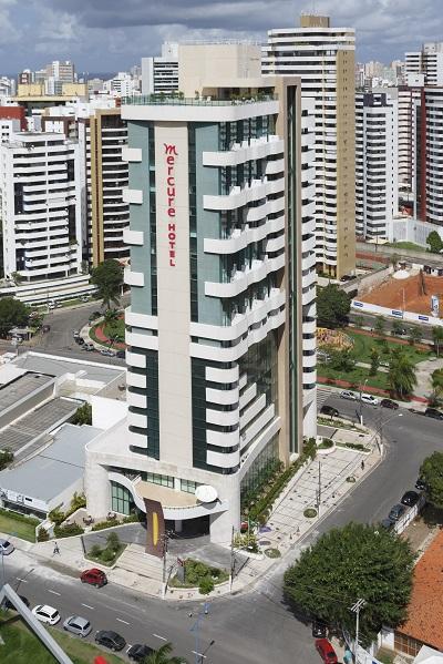 Novo Mercure Salvador Pituba. Imagem: Divulgação