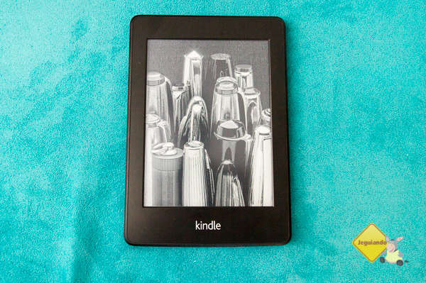 Kindle Paperwhite 3G + Wifi. Imagem: Erik Pzado
