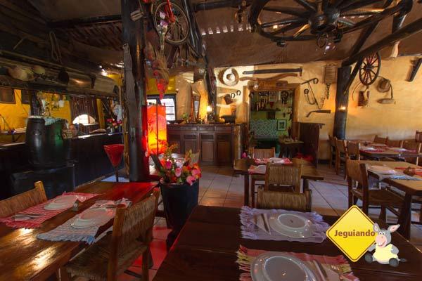 Restaurante O Caipira - Comida mineira em Monte Verde, MG. Imagem: Janaína Calaça