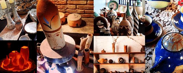 Cerâmica de Cunha. Imagem: Erik Pzado e Janaína Calaça