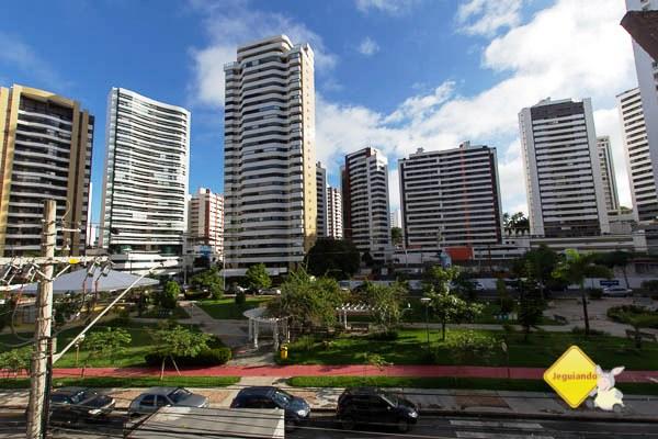 Vista do Mercure Salvador Pituba. Imagem: Janaína Calaça