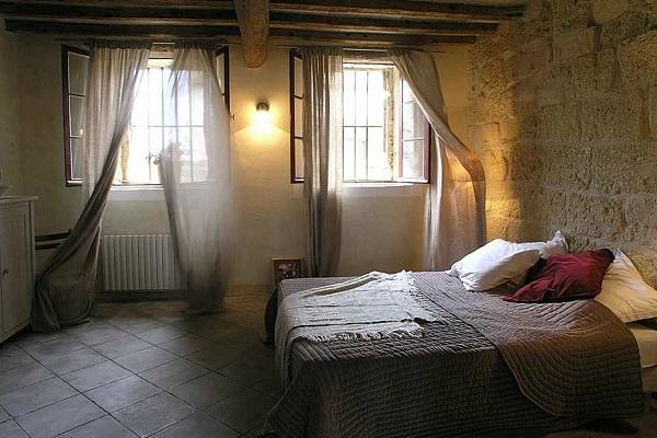 Apartamento L'Authentique. Mas Du Notaire. Vauvert, França. Imagem: Mas Du Notaire