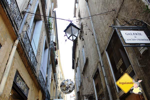 Centro histórico de Montpellier. França. Imagem: Janaína Calaça