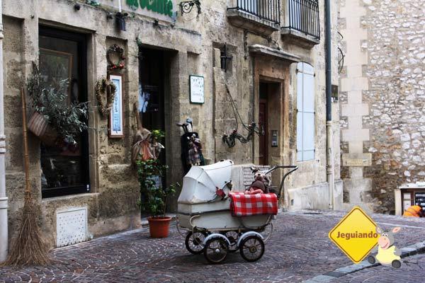 Antiquário no Centro Histórico de Montpellier. Imagem: Janaína Calaça