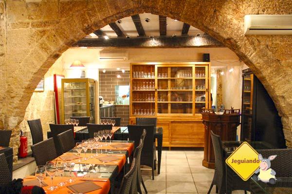 Restaurante L'Arthur. Montpellier, França. Imagem: Janaína Calaça