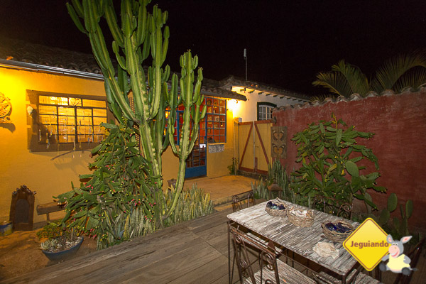 Casa Azul - Bistrô Latino & Grill em Tiradentes, MG. Imagem: Erik Pzado