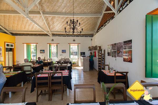 Restaurante Lusitania, sabores de portugal. Gastronomia portuguesa contemporânea em Tiradentes, MG. Imagem: Erik Pzado