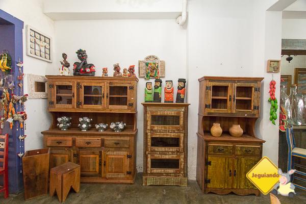 Móveis Rústicos Real, móveis rústicos e de demolição. Tiradentes, MG. Imagem: Erik Pzado