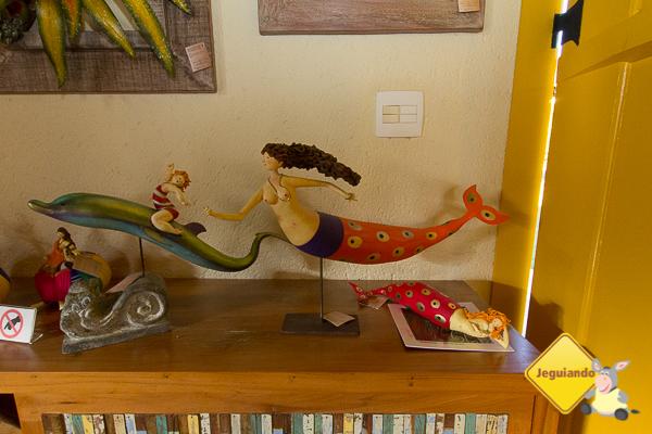 Brasileirinho, a casa de arte do Brasil. Tiradentes, MG. Imagem: Erik Pzado