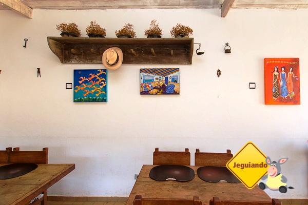 Estalagem do Sabor - Dica de restaurante de comida mineira em Tiradentes, MG. Imagem: Erik Pzado