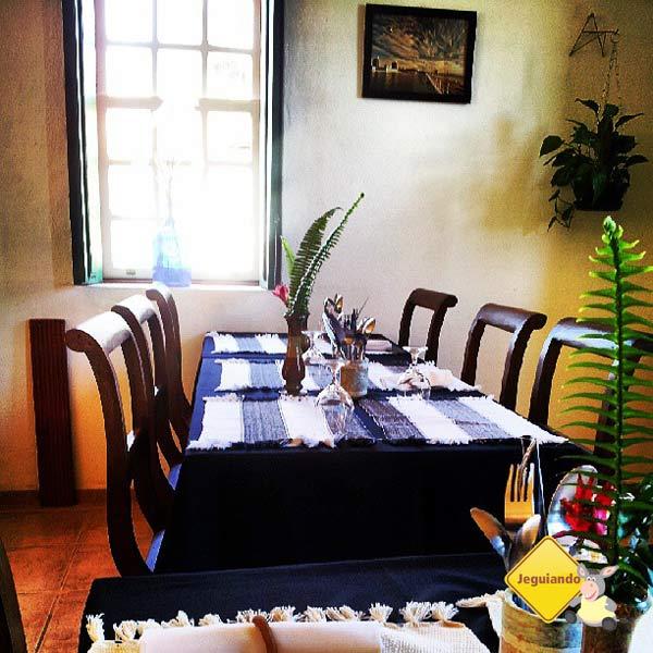 Restaurante Lusitania, sabores de portugal. Gastronomia portuguesa contemporânea em Tiradentes, MG. Imagem: Janaína Calaça