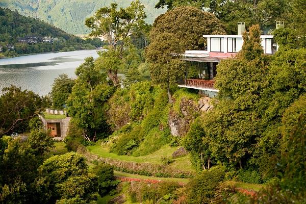 Hotel Antumalal. Pucón, Chile. Imagem: Divulgação
